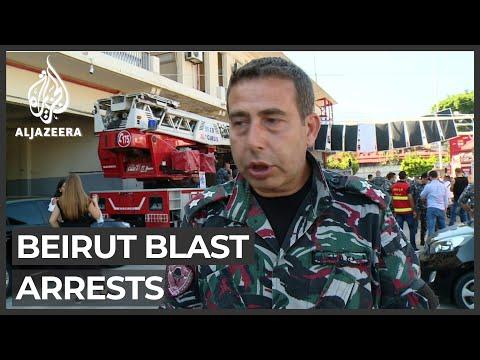Lebanon judge arrests more over Beirut blast