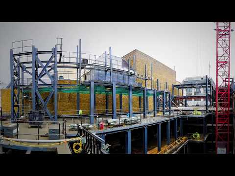 Builders Beams - Premier Structural Steel Fabricator in the South East