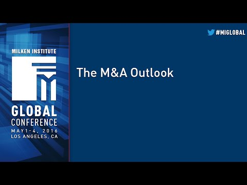 The M&A Outlook