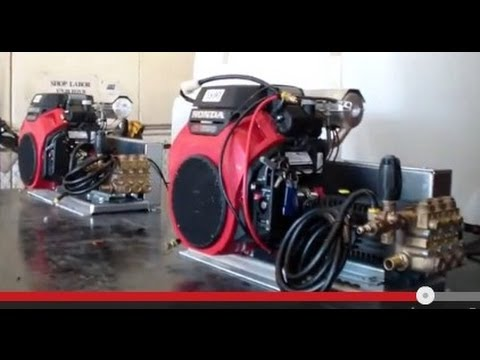 Truck Heater Wiring Diagram Honda Gx690 Cold Water Pressure Washer On A Flatbed Truck