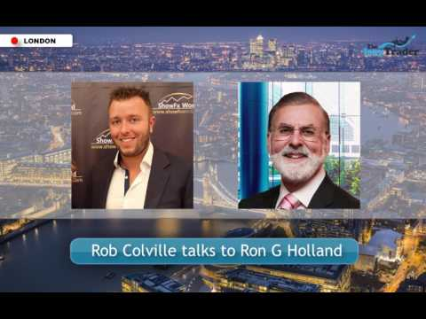 Ron G Holland Speaks to The Lazy Trader