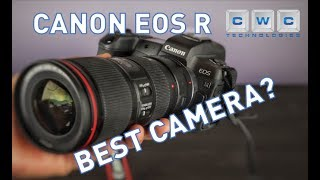 Canon EOS R Best Camera? I'm Switching from Sony!