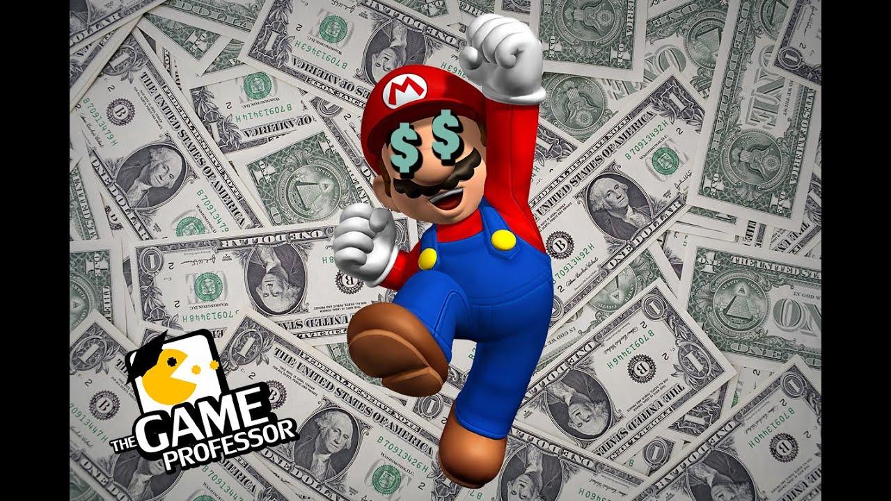 Game Professor ما هو سعر صناعة الالعاب
