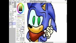SpeedArt - Sonic Boom, By Pambo :)