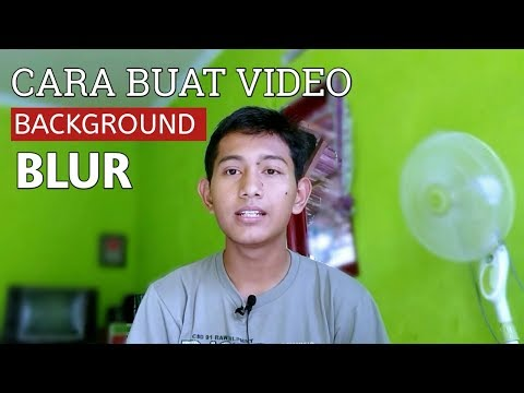 Edit Video Bokeh Di Android | Tutorial Kinemaster