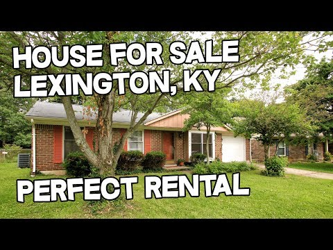 Lexington KY house for sale - Rental house for sale Best Real Estate Agent in Lexington Kentucky