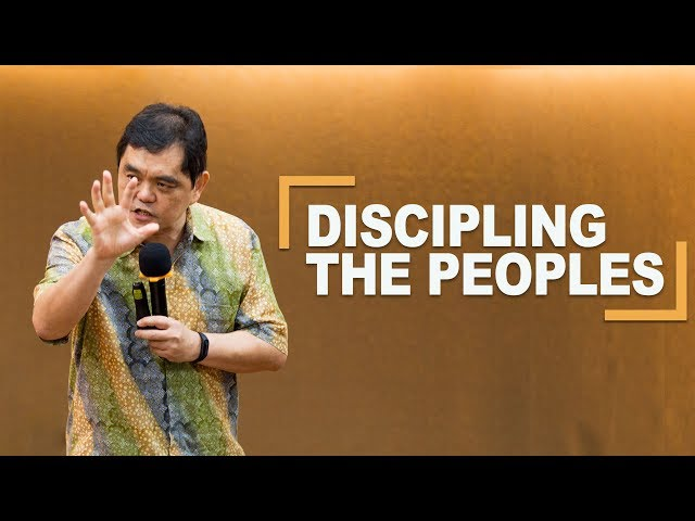 Sonny: Discipling the peoples