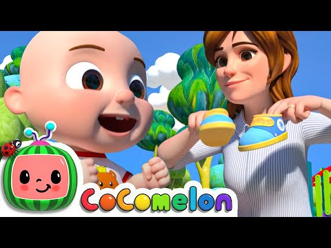 Yes Yes Playground Song + More Cocomelon Songs And Nursery Rhymes   Videos For Kids   Moonbug Kids