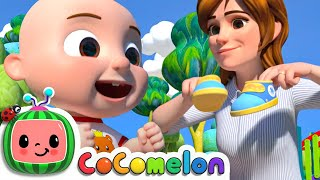 Yes Yes Playground Song + More Cocomelon Songs And Nursery Rhymes | Videos For Kids | Moonbug Kids
