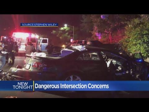 Dangerous Intersection Near Rocklin High School Raises Concerns