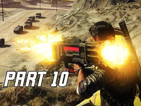 JUST CAUSE 4 Walkthrough Gameplay Part 10 (JC4 Let's Play Commentary) thumbnail