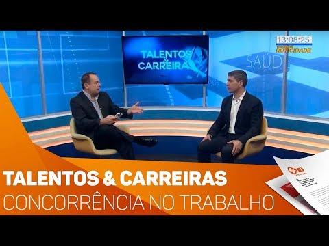 Talentos & Carreiras: Concorrência no trabalho - TV SOROCABA/SBT