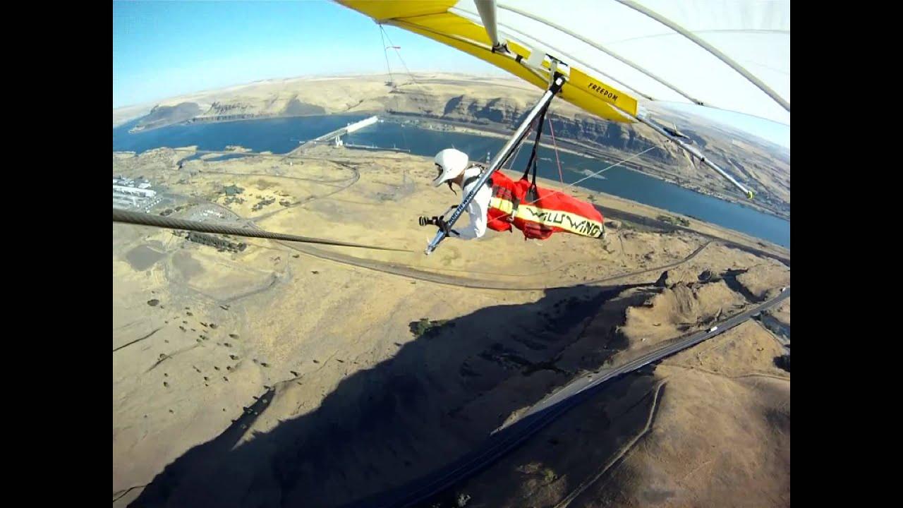 Hang gliding portland oregon