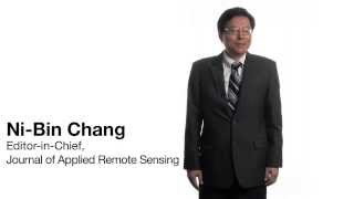 Introduction to the Journal of Applied Remote Sensing from the Editor-in-Chief, Ni-Bin Chang