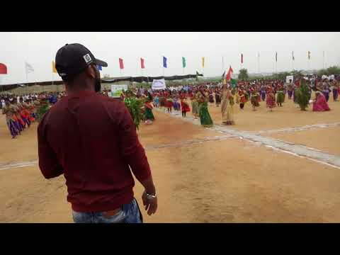 Haritha Haram Msg Dance Performance
