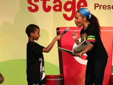 Cedella Marley: 2011 National Book Festival