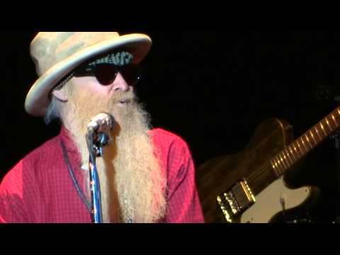 Billy Gibbons & The BFGs Live 2015 =] Treat Her Right [= Cullen Center, Houston, Tx - 12/3