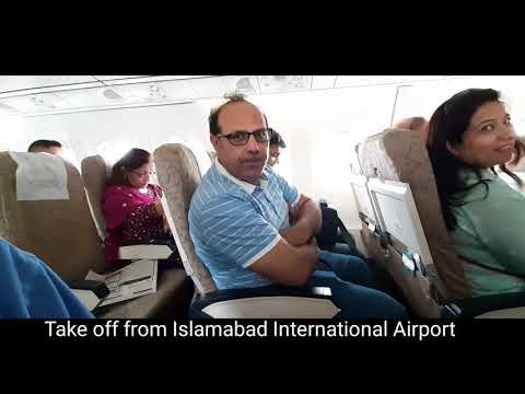 Exploring Afghanistan: Journey from Islamabad to Kabul in ATR aircraft