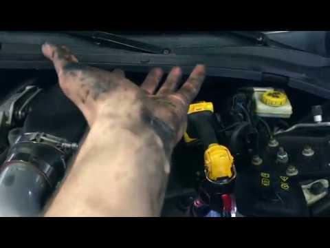 How to Replace Motor Mounts Jaguar S-Type R XK XJ
