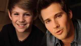 Repeat youtube video MattyBRaps - Never Too Young ft. James Maslow (Official Music Video)