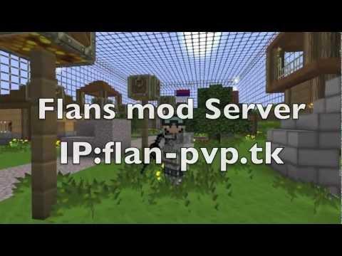Minecraft Flans Mod ServerJoin Now YouTube - Minecraft flans mod server 1 8 erstellen