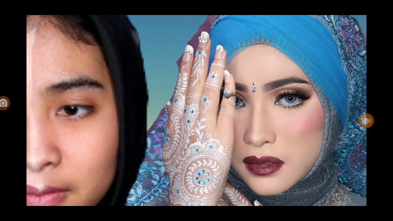 Make Up Pemula Tutorial Make Up Pengantin Rahasia Make