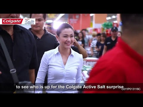 Watch how Jodi Sta. Maria surprised A LAT of shoppers in the grocery store!
