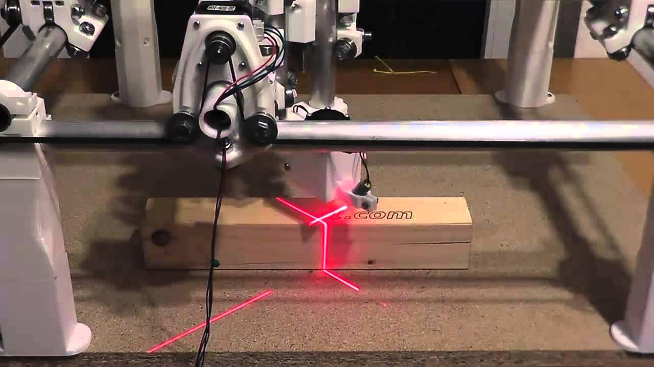 Mostly Printed CNC Upgrade | J Tech Photonics, Inc