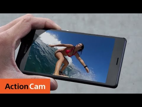 Action Cam Highlight Movie Maker   Action Cam   Sony
