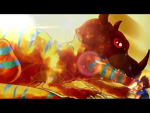 Sasaki Sayaka - Digimon Tamers Opening Theme The Biggest Dreamer (Romaji & English Lyrics)