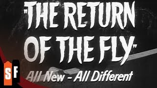 The Return of the Fly - Vincent Price (1959) Official Trailer HD