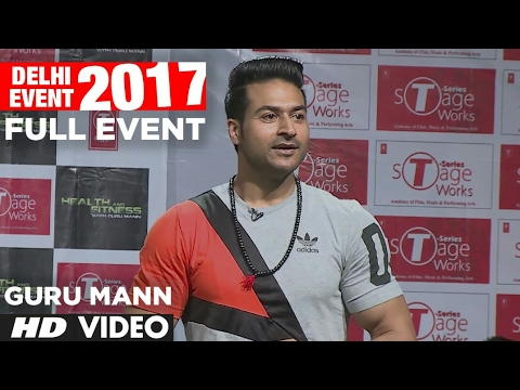 Guru Mann - DELHI EVENT | Full Event | Meet And Greet with Guru Mann