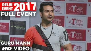 Guru Mann - DELHI EVENT | Full Event | Meet And Greet with Guru Mann