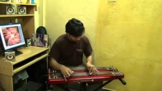 Pal Pal Dil Ke Pass ( BLACKMAIL _ KISHOREKUMAR ) On Electricguitar By Pramit Das.avi
