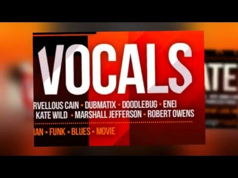 Ultimate Vocals - House & Electronica Vocal Sample Collection - Loopmasters Ultimate Series