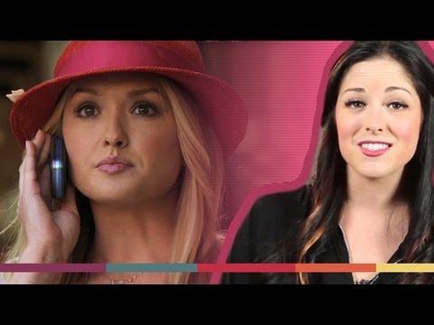 Gossip Girl's Kaylee DeFer LOVES Blair Waldorf's Style!
