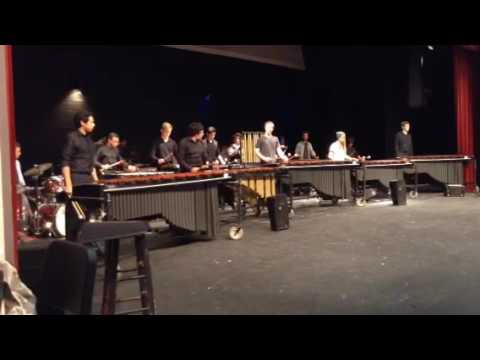 Westside High Competition Percussion Band-Cosmos