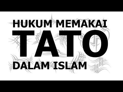 Ceramah Singkat, Hukum Memakai Tato Dan Menghilangkannya - Ustadz Sofyan Bafin Zen