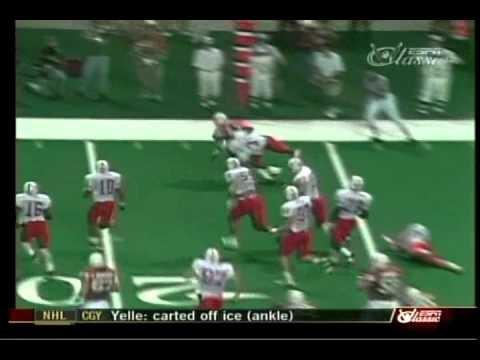 Texas vs Nebraska 1996 highlights.