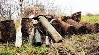 Раскопки в полях Второй Мировой Войны Фильм 26/Excavation in fields of World War II the Film 26