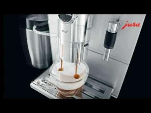 jura ena 9 brandneu latte macchiato cappucino auf knopfdruck youtube. Black Bedroom Furniture Sets. Home Design Ideas