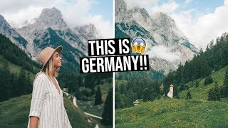 The Top Place to Visit in Germany!! (Bavarian Alps is breathtaking)