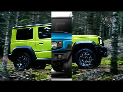 Awesome2019 Suzuki Jimny Exterior Interior Off Road