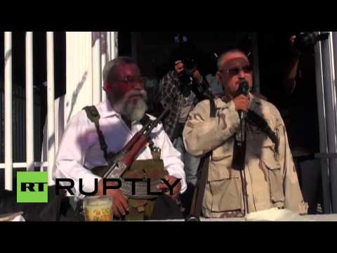 Mexico: 'Papa Smurf' commemorates uprising against Knights Templar cartel