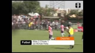 Atlas 7 vs Chivas 3 Final de Vuelta Sub 17 (04-12-2010)