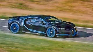 0-400-0 km/h: Bugatti Chiron