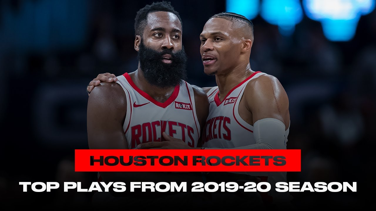 The Rockets Are Primed For A Postseason Run | Best Plays From 2019-20 Season