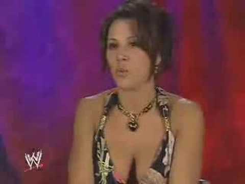 Beth & WWE Divas on Mae and Moolah