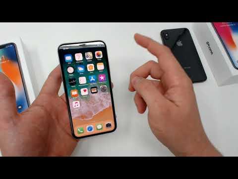Unboxing IPhone X En Perú + Primeras Impresiones + Comparación Con Otros Equipos