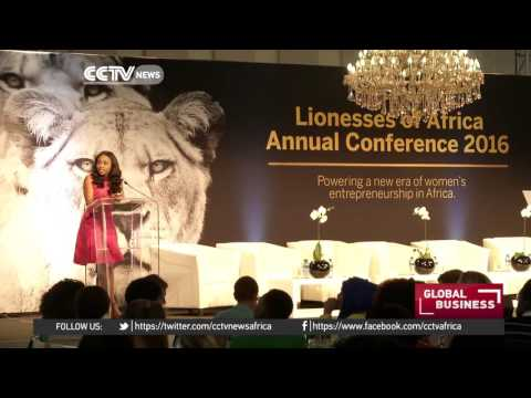 Lionesses of Africa: Women entrepreneurs share their skills and experience